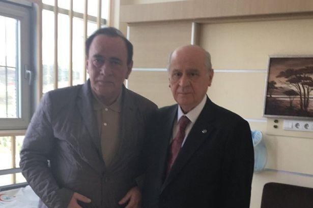 Türk Tabipleri Birliği Çakıcı'ya verilen sağlık raporunu inceliyor