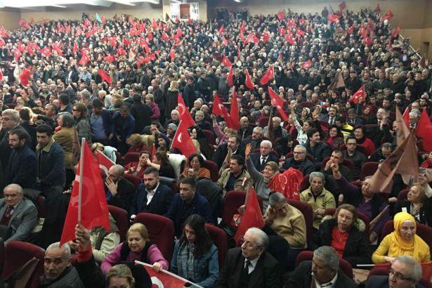 Türkeş'in kızının da yer aldığı MHP'li muhalifler 'hayır' kampanyası başlattı!
