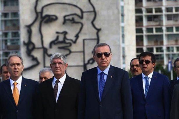 Türkiye Dışişleri Bakanlığı: Fidel Castro'ya halkımız tarafından gösterilen ilgi ve sevgi hala hatırlanmaktadır