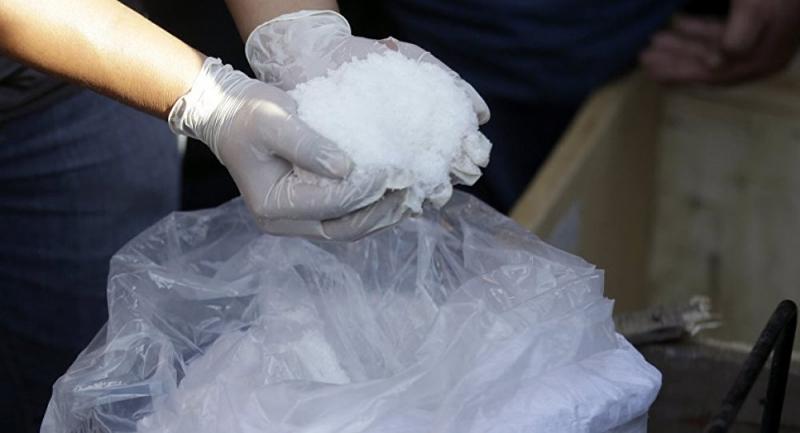 Türkiye sınırında 289 kg eroin ele geçirdi