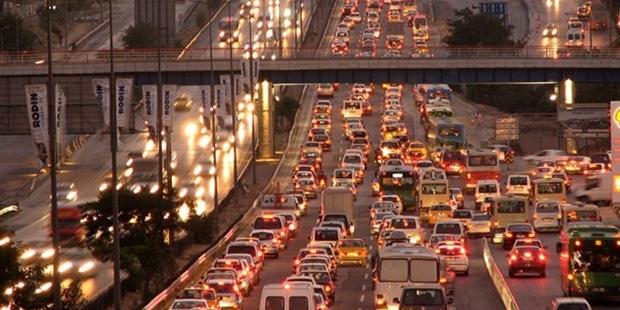 Türkiye, trafik sıkışıklığında dünyada ilk 10'da