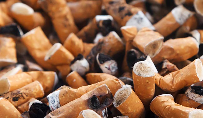 Türkiye'de sigaradan yılda 110 bin kişi ölüyor