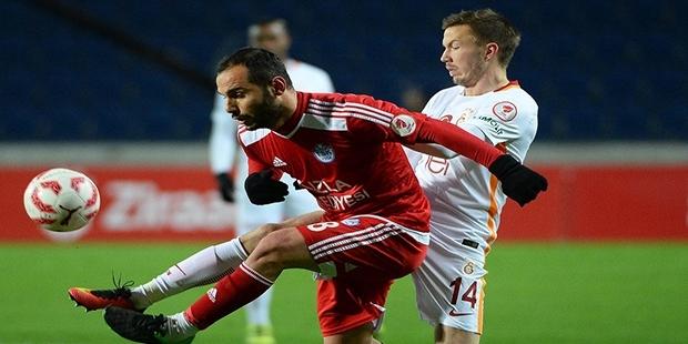 Tuzlaspor, Galatasaray'ı 3-2 mağlup etti
