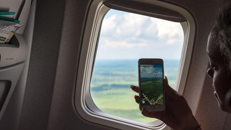 Uçakta internet kullanan kişiye 35 bin lira fatura