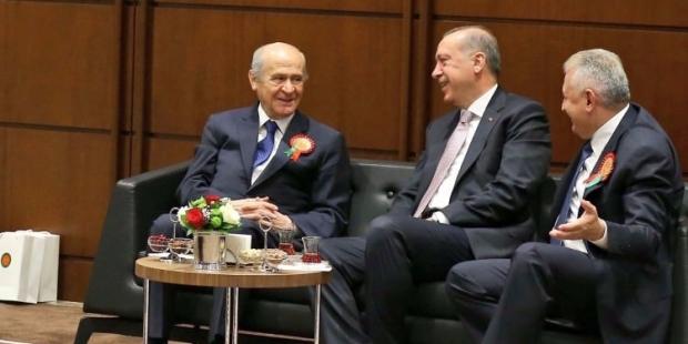 Ülkücü yazar: Ülkemiz daha sıkıntılı günlere giderse, AKP'liler