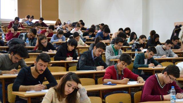 Üniversiteye giriş sınavının tarihi açıklandı