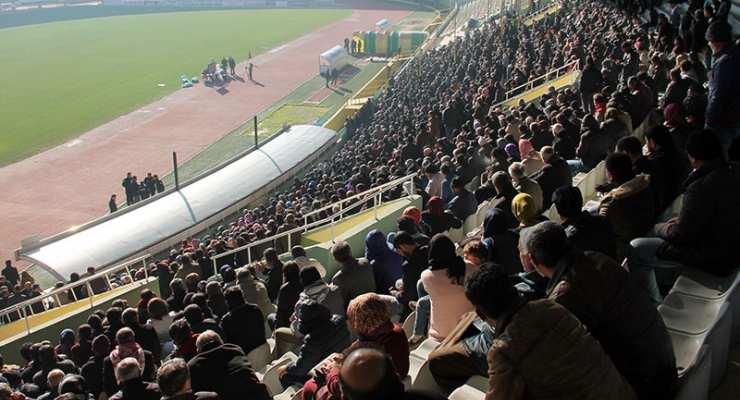 Urfa'da geçici işe 44 bin kişi başvurdu