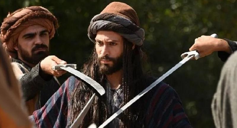 'Uyanış: Büyük Selçuklu' setinde kılıç kazası: Ekin Koç'un parmağı kırıldı