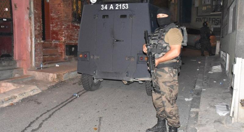 Uyuşturucu operasyonunda gözaltına alınan 152 kişi tutuklandı