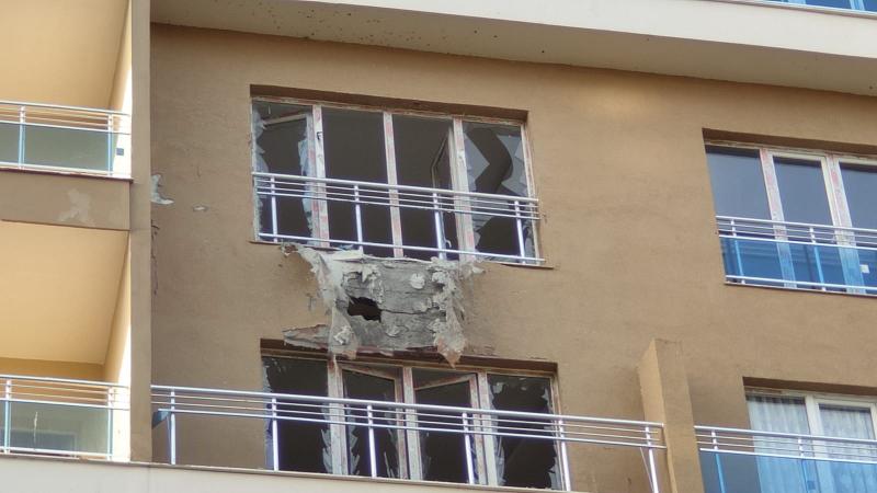 Valilik: Atılan havan ve roket mermileri ile iki kişi yaşamını yitirdi, 46 kişi yaralandı