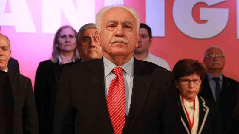 Vatan Partisi'nden erken seçim açıklaması