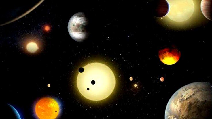 Yakın gezegenlerde yaşam gelişiyor olabilir