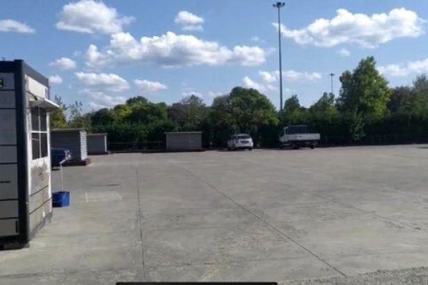 Yeni Şafak'ın otopark olarak kullandığı arazi İBB'ye ait çıktı