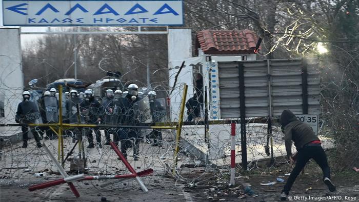 Yunanistan Türkiye sınır kapısını açıyor