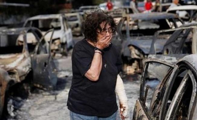 Yunanistan'daki yangının çıkış nedeni açıklandı