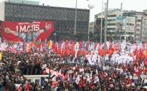 1 Mayıs'ta Taksim için vali ile görüşülüyor!