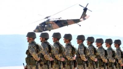 100 rütbeli asker tutuklandı