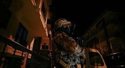 11 ilçede eş zamanlı IŞİD operasyonu
