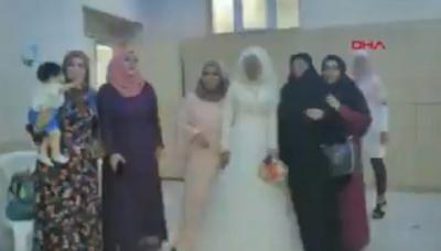 14 yaşındaki Suriyeli çocukla 35 yaşındaki kişinin 'düğün görüntüleri' ortaya çıktı