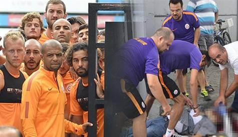 Galatasaray tesisinde yaralanan Sabah muhabiri öldü!