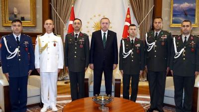 15 Temmuz'da Erdoğan'ın yerini söyleyen 3 yaverin tahliyesine itiraz