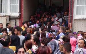 156 kişinin alınacağı işe 1000 kişi başvurdu!