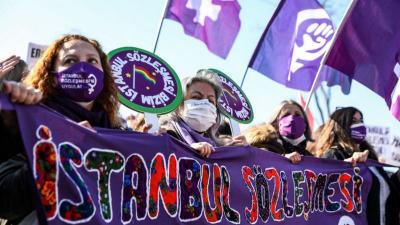 16 Avrupa ülkesinden Türkiye'ye 'Sözleşmeden çekilme kararını gözden geçirin' çağrısı