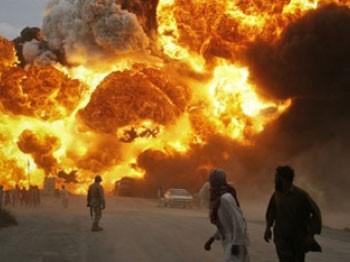 Suriye'de patlama: 19 ölü!