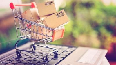 '2020'de Türkiye'de kişi başına 304 dolar online alışveriş yapıldı'