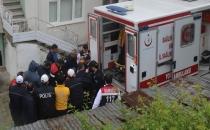 300 kiloluk cinsel istismar zanlısı ambulansla gözaltına alındı!