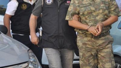 44 asker FETÖ soruşturmasında gözaltına alındı