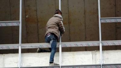 500 liraya intihardan vazgeçti, 3 bin 150 lira ceza kesildi