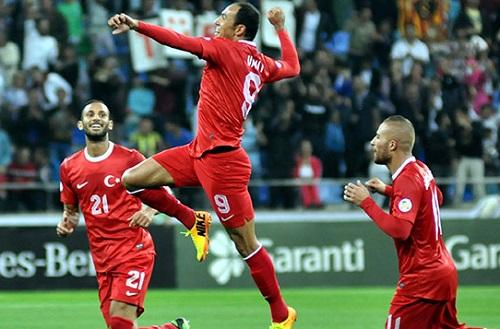 Türkiye, Andorra'yı ezip geçti! 5-0