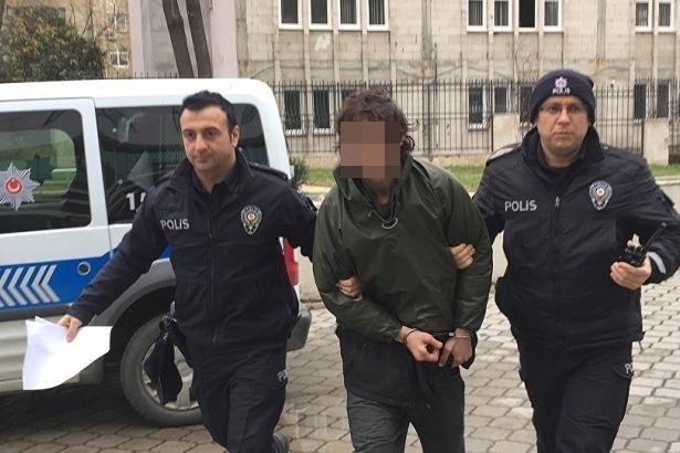 6 meyve suyu çaldığı iddiasıyla tutuklandı