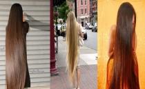 6 yıl boyunca saçlarını yıkamadı ve...