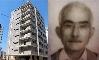 65 yaşındaki işçi, inşaatın 8. katından düşerek yaşamını yitirdi