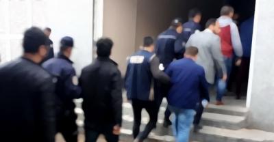70 asker gözaltına alındı