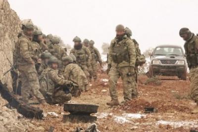 '8 bin Türk askeri Suriye'ye girecek'