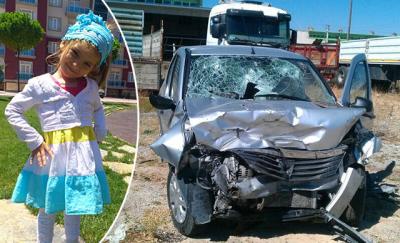 8 yıl yoğun bakımda kalan Zişan hayatını kaybetti, sürücü hala kayıp