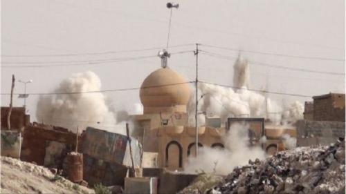 IŞİD Musul'da camileri vurdu!