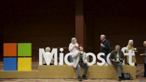 Microsoft'tan Google'a tepki!