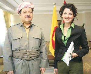 Barzani: Tayyip Erdoğan çok büyük bir lider!