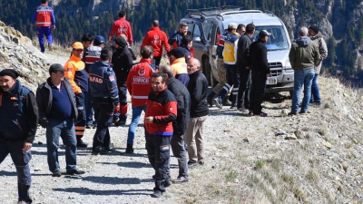 AA muhabirinin kaybolduğu bölgede bir ceset bulundu