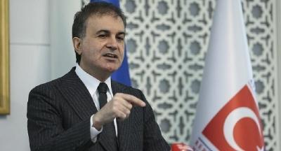 AB Bakanı Çelik: Afrin'in işgal edildiği şeklinde bir cümle duymak istemiyoruz