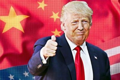 ABD Başkanı Trump, Çin'i hedef alan düzenlemeyi onayladı