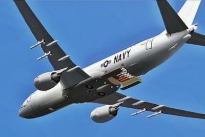 ABD casus uçakları Suriye yakınlarında görüldü