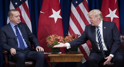 ABD Dışişleri Bakanlığı: Erdoğan harekat öncesinde Trump'tan askeri yardım istedi