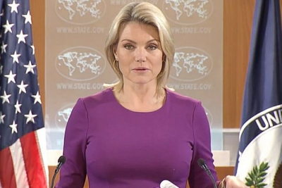 ABD Dışişleri Sözcüsü'nden 'kimyasal silah' açıklaması