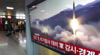 ABD Güney Kore'ye füze sattı