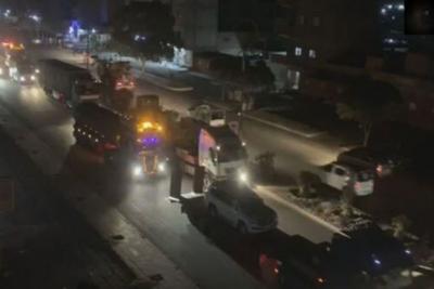 ABD, Suriye'de işgal ettiği petrol kuyularına 75 kamyonluk takviye yaptı